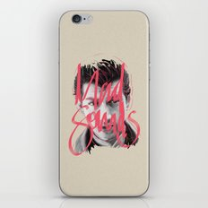 Mad Sounds iPhone & iPod Skin