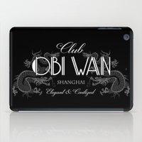 Club Obi Wan iPad Case