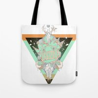 Death Of A Party Tote Bag