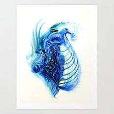 11 world Art Print