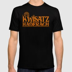 Kwisatz Haderach Black SMALL Mens Fitted Tee