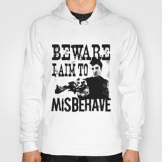 I aim to misbehave Hoody
