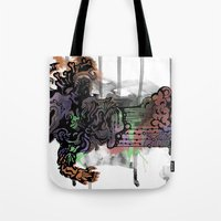 Dragon Tote Bag