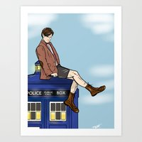 Sexy On Top of Sexy Art Print