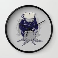 Hey DJ Wall Clock