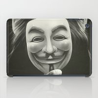 Anonymous iPad Case