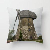 Mill Throw Pillow