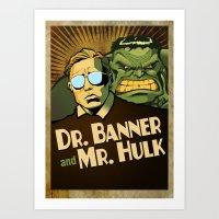 A Banner Year Art Print