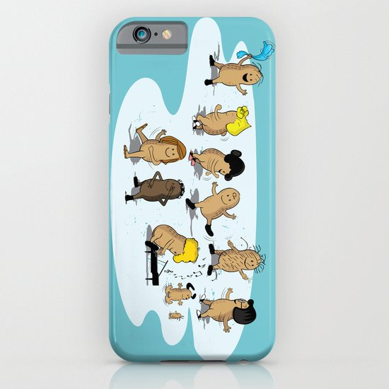 Juts Peanuts!! iPhone & iPod Case