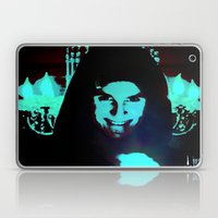 Scary Man Laptop & iPad Skin