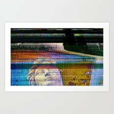 Marble (2) Art Print