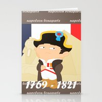 Napoleon Bonaparte Stationery Cards