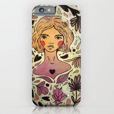 Bird Girl iPhone 6 Slim Case
