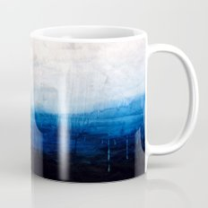 All good things are wild and free - Ocean Ombre Painting Mug