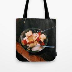 Apple Fro-Yo Tote Bag