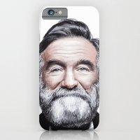 A Tribute To Robin Willi… iPhone 6 Slim Case