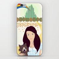 The Wonderful Wizard Of Oz iPhone & iPod Skin
