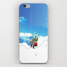 Experiment am Berg 35 iPhone & iPod Skin