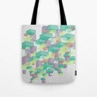Cubes #1 Tote Bag