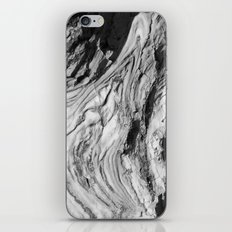 Monolithic Erosion Swirl iPhone & iPod Skin