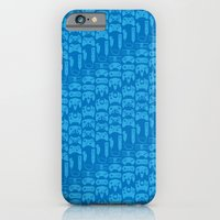 Video Game Controllers - Blue iPhone 6 Slim Case