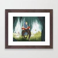Henon Framed Art Print