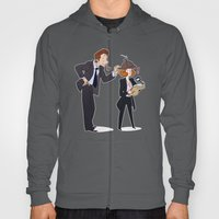 The Game is Afoot! [X-Files] Hoody