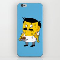 SpongeBob's Burgers iPhone & iPod Skin