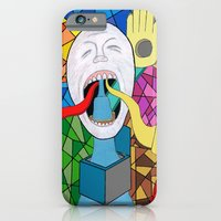 Spitting Out iPhone 6 Slim Case