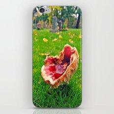 Graveyard mushroom iPhone & iPod Skin