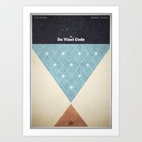 The Da Vinci Code Art Print