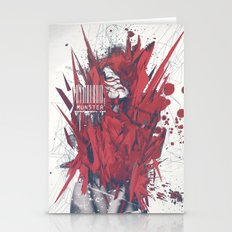 Mun5ter Stationery Cards