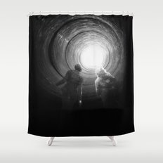 LUST Shower Curtain