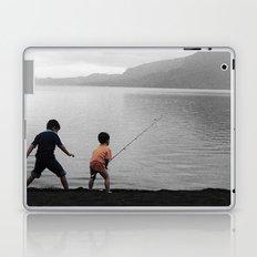 On The Lake Laptop & iPad Skin