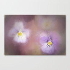 Elegance of Spring Canvas Print