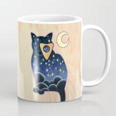 Ouija Cat Mug