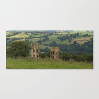 Dob Park Lodge Canvas Print