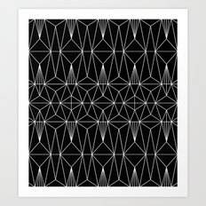 My Favorite Pattern 2 Art Print