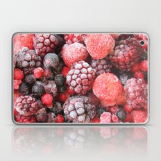 Frozen Berries Laptop & iPad Skin