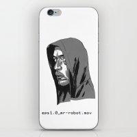 Mr Robot iPhone & iPod Skin