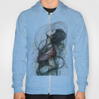 Beauty Illustration Hoody