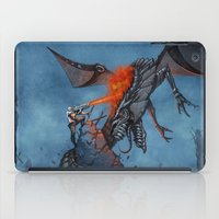Chasing The Dragon iPad Case