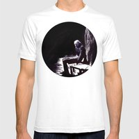 The Great Death Of Wisbo… Mens Fitted Tee White SMALL