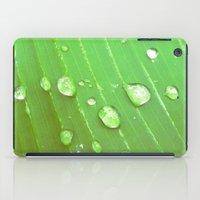 Jungle Drops. iPad Case