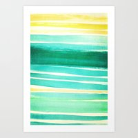 colour play Art Print