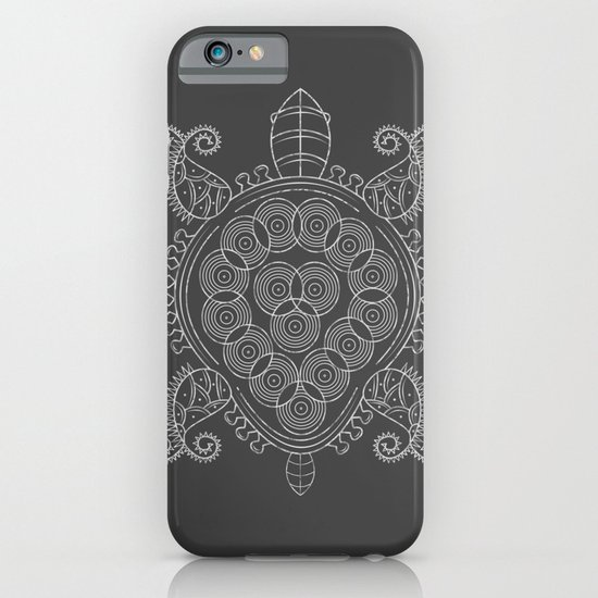 Pattern Tortoise  iPhone & iPod Case