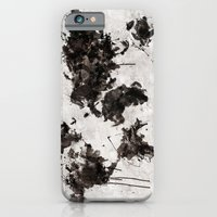 iPhone Cases featuring Wild World by Diego Tirigall