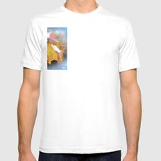 going to mexico White Mens Fitted Tee SMALL