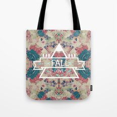 FALL LOVE Tote Bag