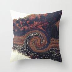 Blend Throw Pillow